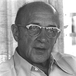 portrait of Carl Rogers