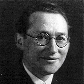 portrait of Kurt Lewin