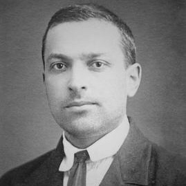 portrait of Lev Vygotsky